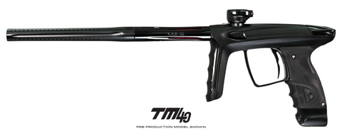 DLX Luxe TM40 Paintball Gun - Dust Black/Polished Black (Pre-Order)