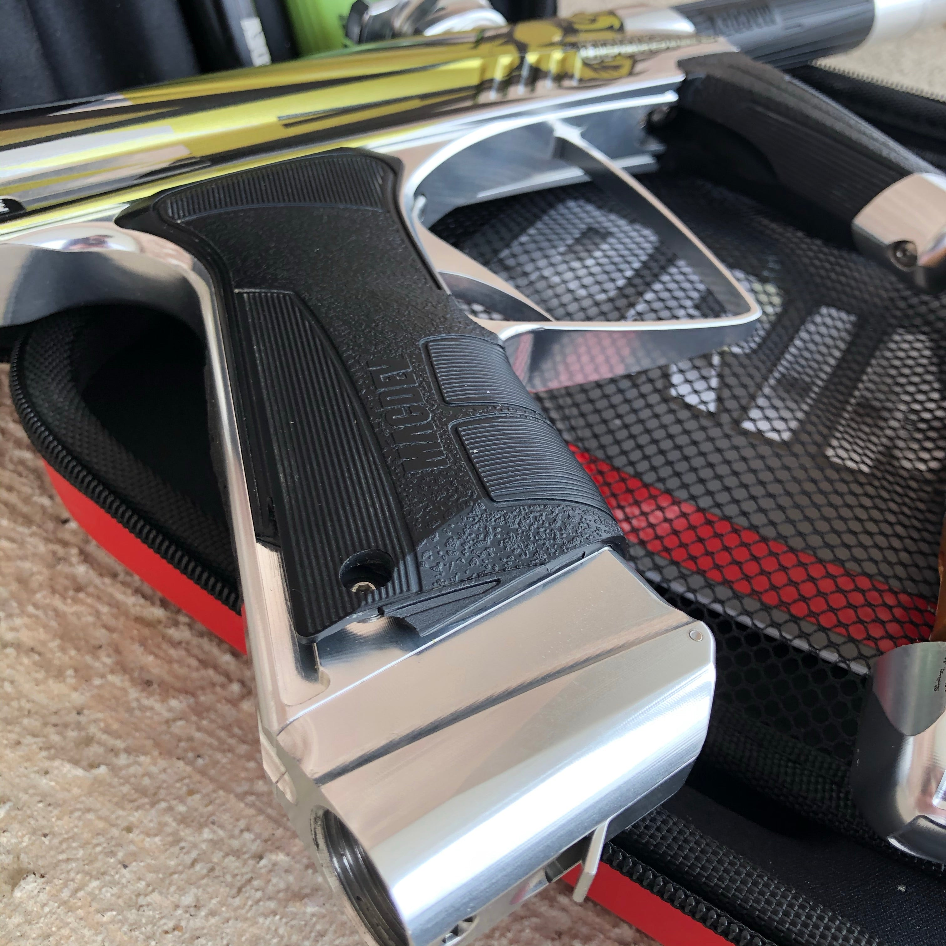 Used MacDev Prime Paintball Marker - Seattle Uprising Edition