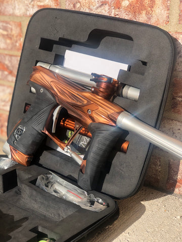 Used Planet Eclipse GSL Paintball Gun - Copper Splash Anno