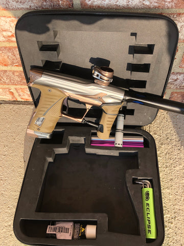 Used Planet Eclipse Geo 3.5 Paintball Gun - Combat 5