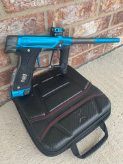 Used GI Sports Stealth Paintball Marker- Silver/Blue