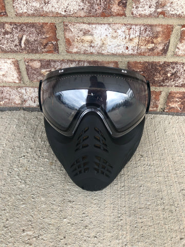 Used V-Force Profiler Paintball Mask - Black