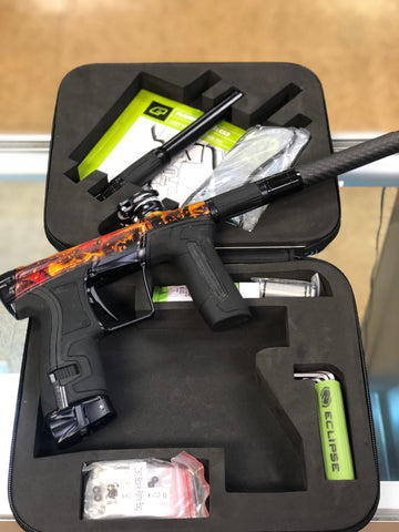 Fire & Ice Cs2 Paintball Marker