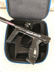 Used Shocker XLS Paintball Gun- Dust Black
