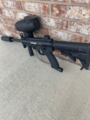 Used Tippmann A-5 Electronic Paintball Marker