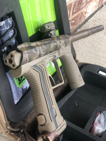 Used Planet Eclipse Etha 2 Paintball Gun - HDE Camo