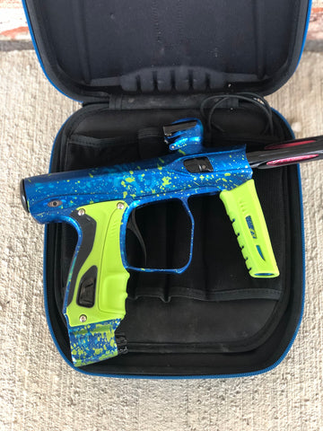 Used Shocker XLS Paintball Marker - Seattle Thunder Edition