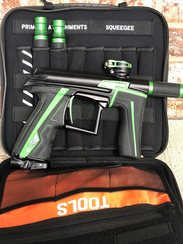 Used Planet Eclipse CSR Paintball Gun - Green Shadow