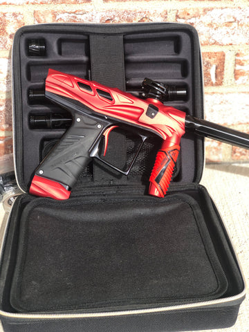 Used HK Army VCOM T-Rex Paintball Gun - Dust Red