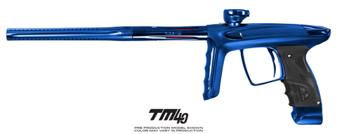 DLX Luxe TM40 Paintball Gun - Dust Blue/Polished Blue (Pre-Order)