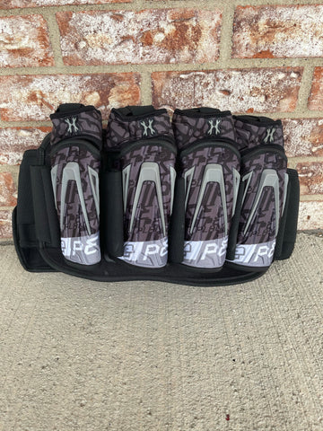 Used Planet Eclipse/HK Army Zero G Harness - Black/Grey - 4+3+4