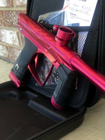 Used MacDev Prime XTS Paintball Gun - Gloss Red