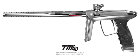 DLX Luxe TM40 Paintball Gun - Dust Silver/Polished Silver (Pre-Order)