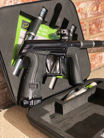 Used Planet Eclipse CSR Paintball Gun - Midnight