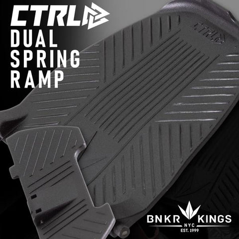BunkerKings CTRL Dual Spring Ramp