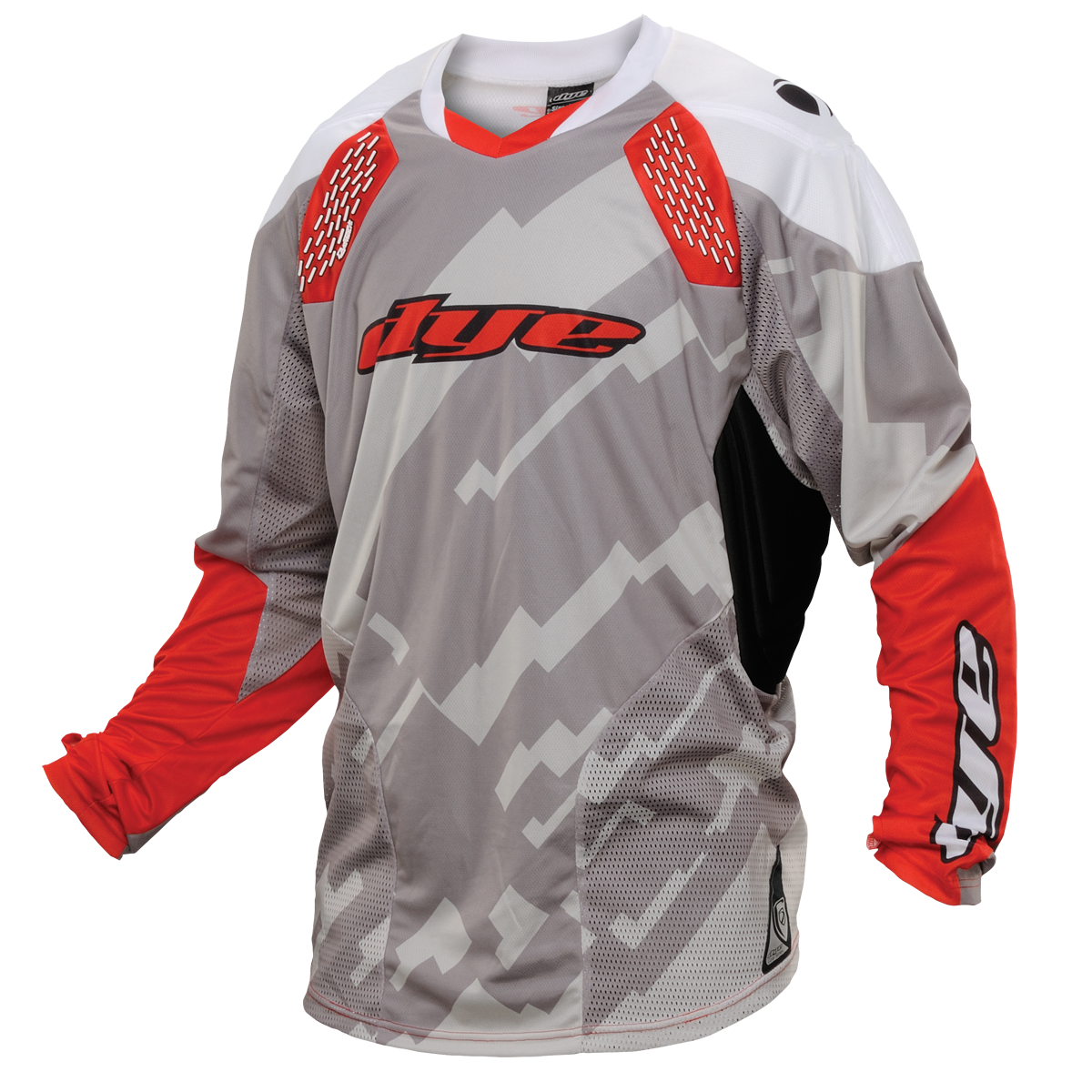 C14 Jersey   Airstrike   Gray   Red
