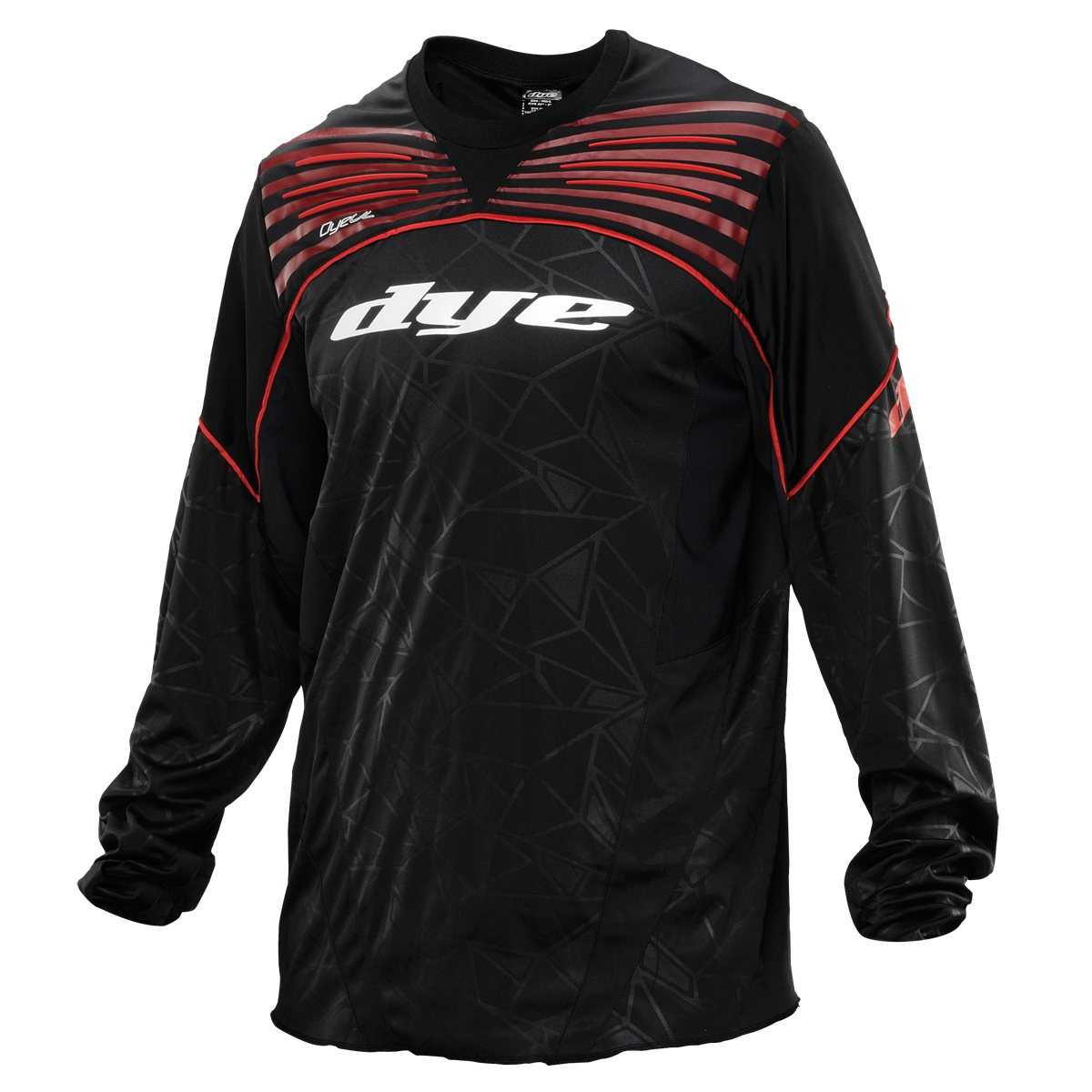 Ultralite Jersey   Black   Red