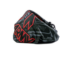 HK Army Goggle Bag - Red - Punishers Paintball