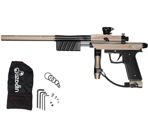 Azodin KP3 Pump Paintball Gun - Gold / Black