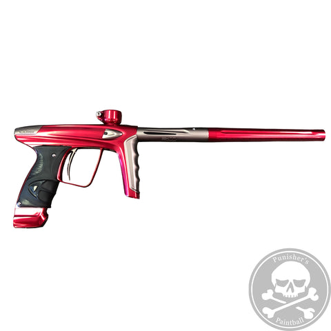 DLX Luxe Ice Paintball - Polished Red / Dust Grey