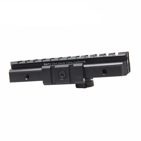 Modular Tri-Rail Base Mount for M4 Style Carry Handle - Punishers Paintball