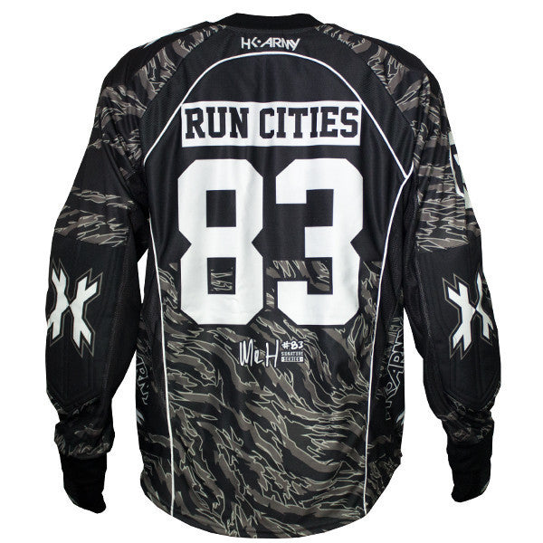 Mr. H Urban Camo Jersey - Punishers Paintball
