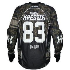 Mr. H Tiger Camo Custom Jersey - Punishers Paintball