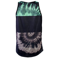 Dryfit Tank Shatter Turquoise - Punishers Paintball