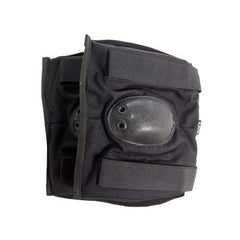 BLACK Night Crawler Tactical Elbow Pads - Punishers Paintball