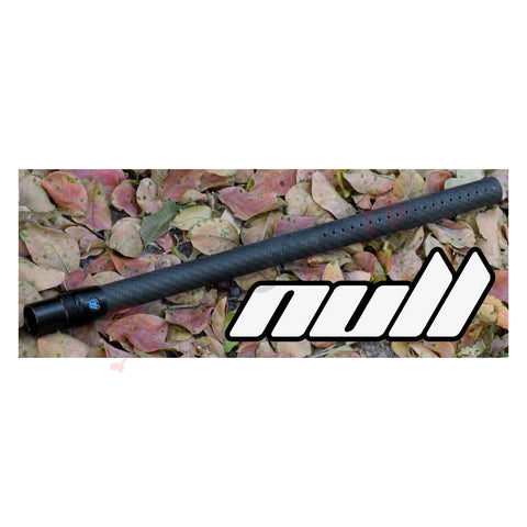 Deadlywinds Null Carbon Fiber Barrel - Punishers Paintball