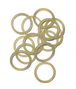 Rubber Polyurethane Paintball Tank O-rings (10 ct)
