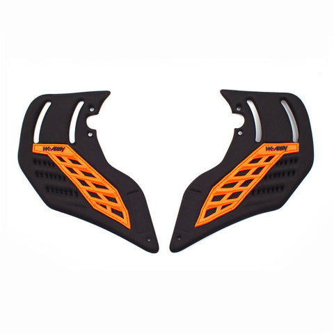 Foam Ear Orange - Punishers Paintball