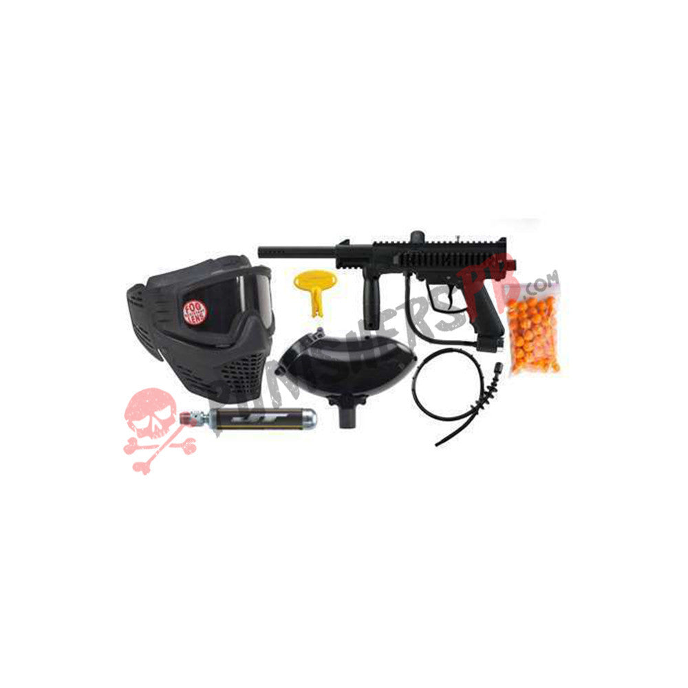 JT Outkast Paintball Gun RTP Ready to Play Package Kit
