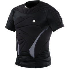 Padded Performance Top   Black