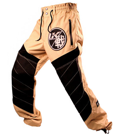 Contract Killer PJ Paintball Pants- Tan