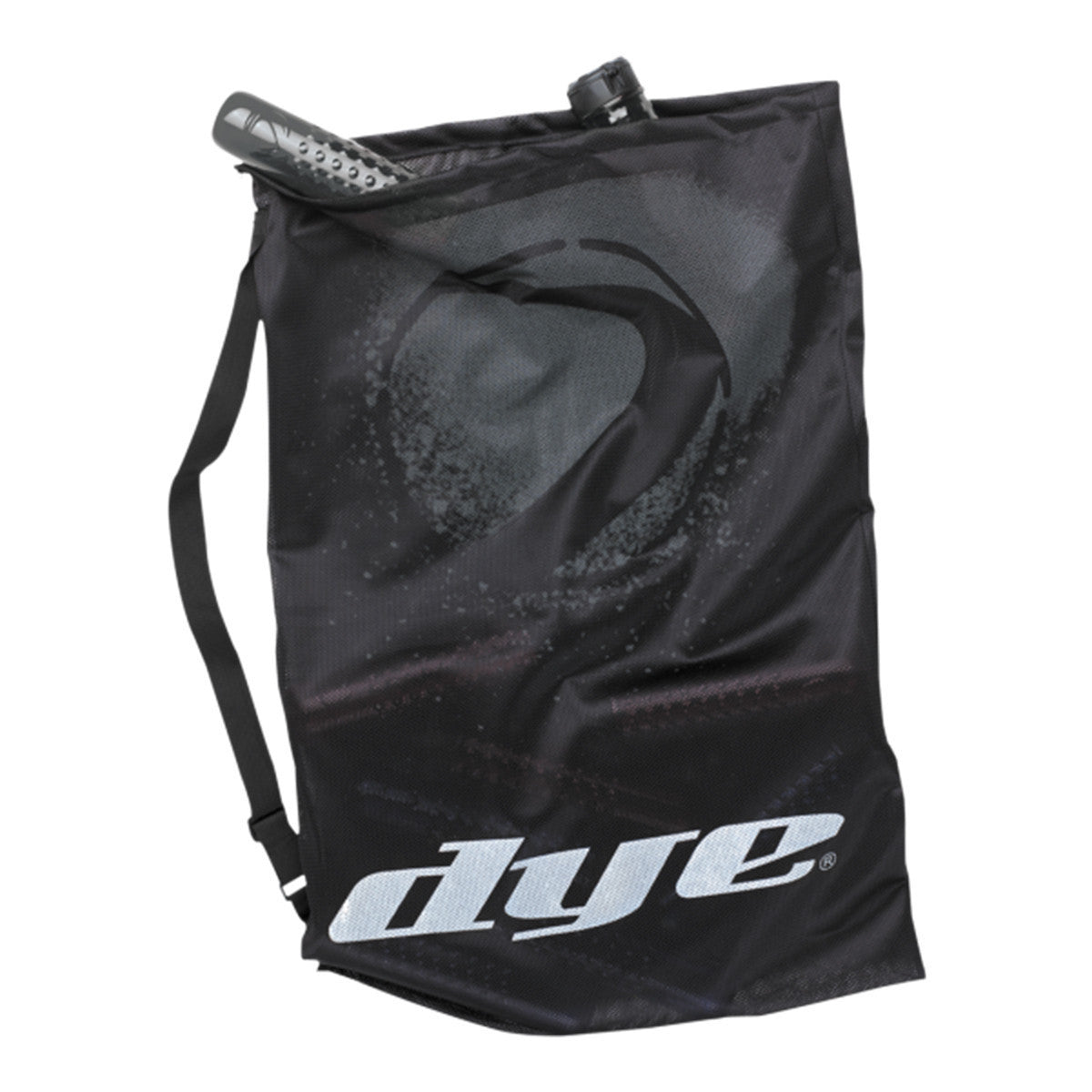 DYE Pod Bag   Black   Gray