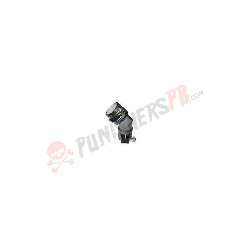 JT Powerfeed Elbow 7/8 Inch Smoke