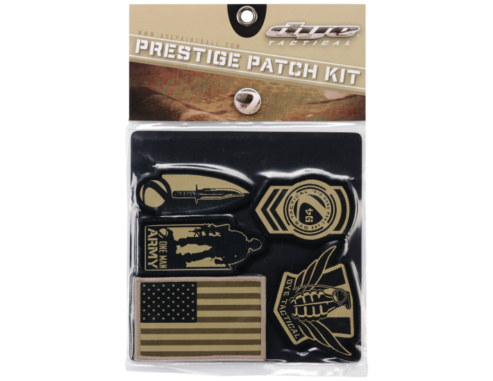 Prestige Patch Kit   Badge