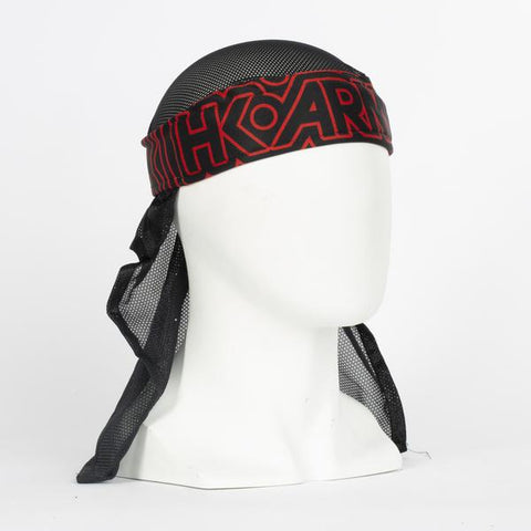 HK Army Pulse Red Headwrap