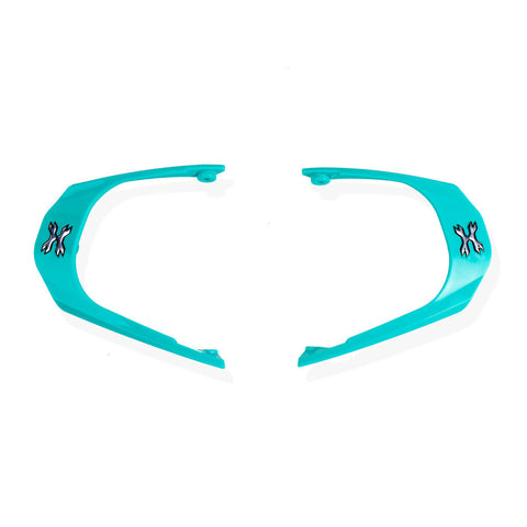 PVT Lock Neon Teal