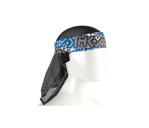 Radical Blue Headwrap