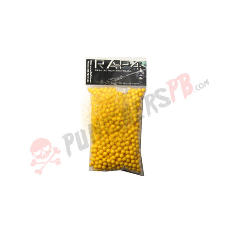 Rap4 Grenade Launcher Paintballs .43 Caliber (Bag 4000) (Yellow)
