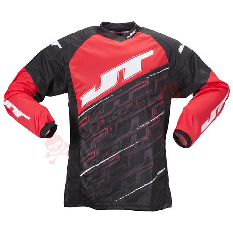 JT Tournament Jersey - Red - Large