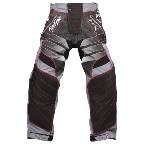 Contract Killer PLATINUM Paintball Pants - Red
