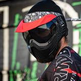 HK Army KLR Goggle Visor - Red