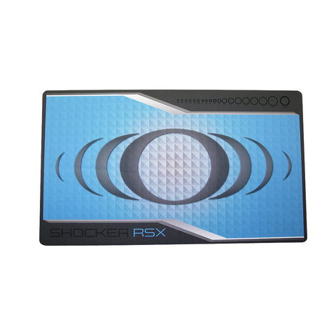 Shocker RSX     Custom Tech Mat