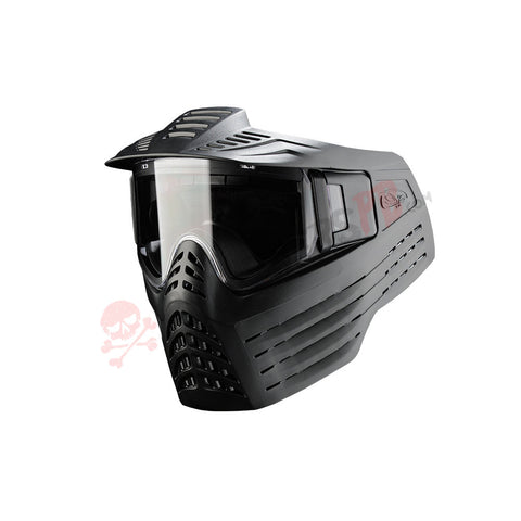 V-Force Sentry Paintball Mask - Thermal Black