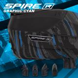 Virtue Spire IR Paintball Loader - Graphic Cyan