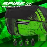 Virtue Spire IR Paintball Loader - Graphic Lime