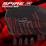 Virtue Spire IR Paintball Loader - Graphic Red